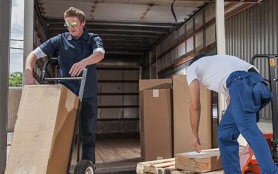 Möbeltransporte und Küchentransporte